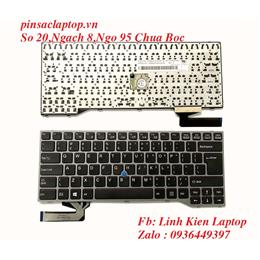 Bàn Phím - US UI keyboard for Fujitsu Lifebook E733