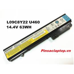 Pin Laptop Lenovo Ideapad U460 U460A U460G