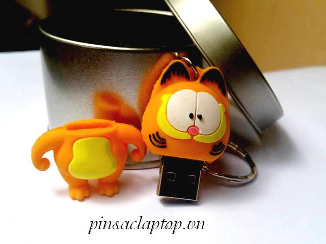USB hình mèo garfield