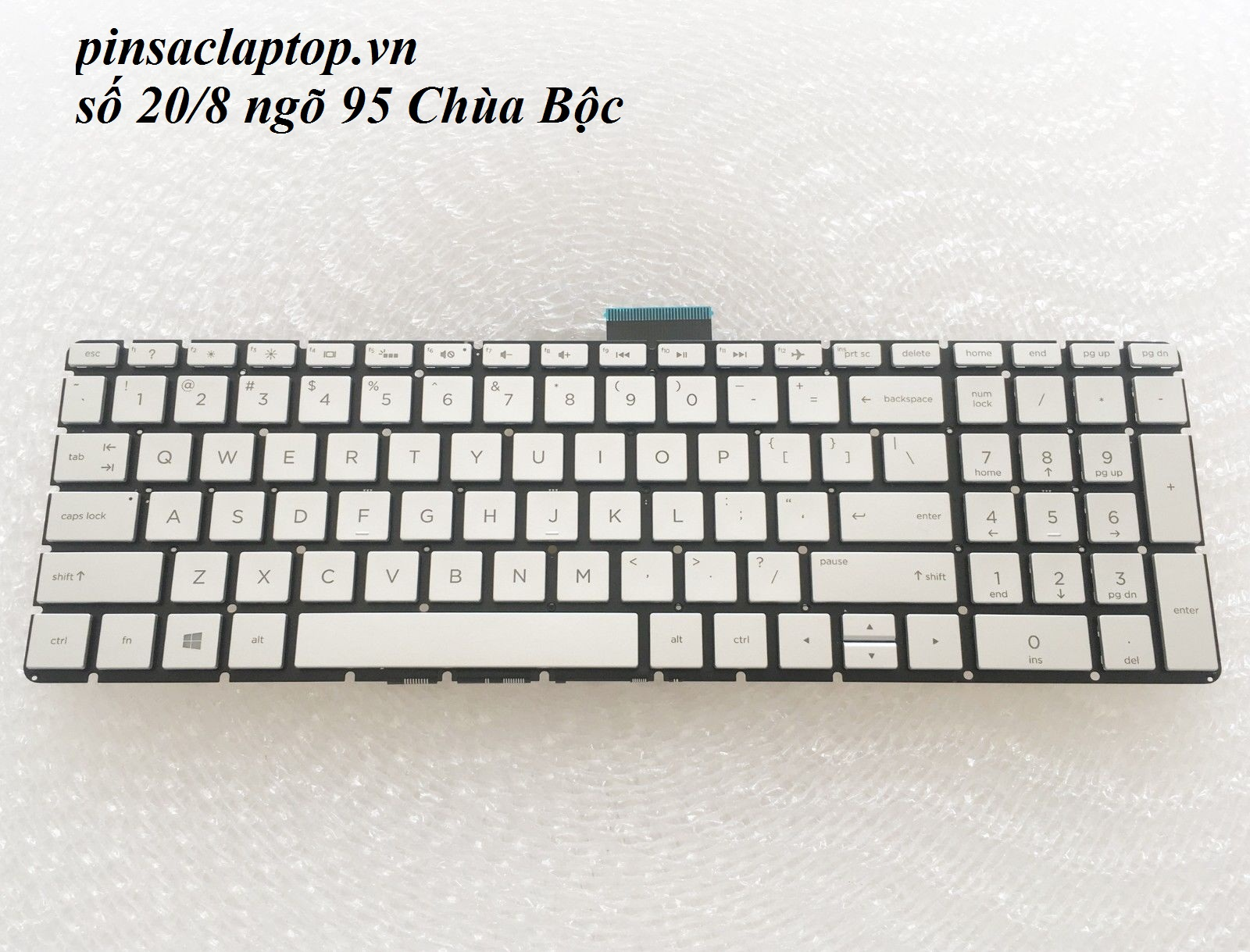 Bàn Phím - Keyboard HP 15-cs series 15-cs0059nr 15-cs0061st cs0061cl 15-cs0064st 15-cs0069nr