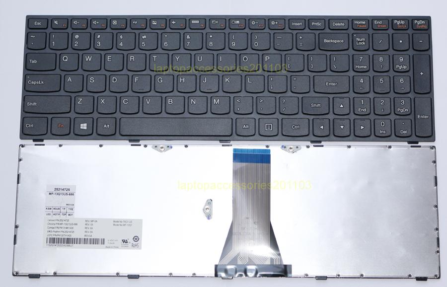 Kết quả hình ảnh cho Bàn phím laptop Lenovo Ideapad G50-70, G5070, G50 Series