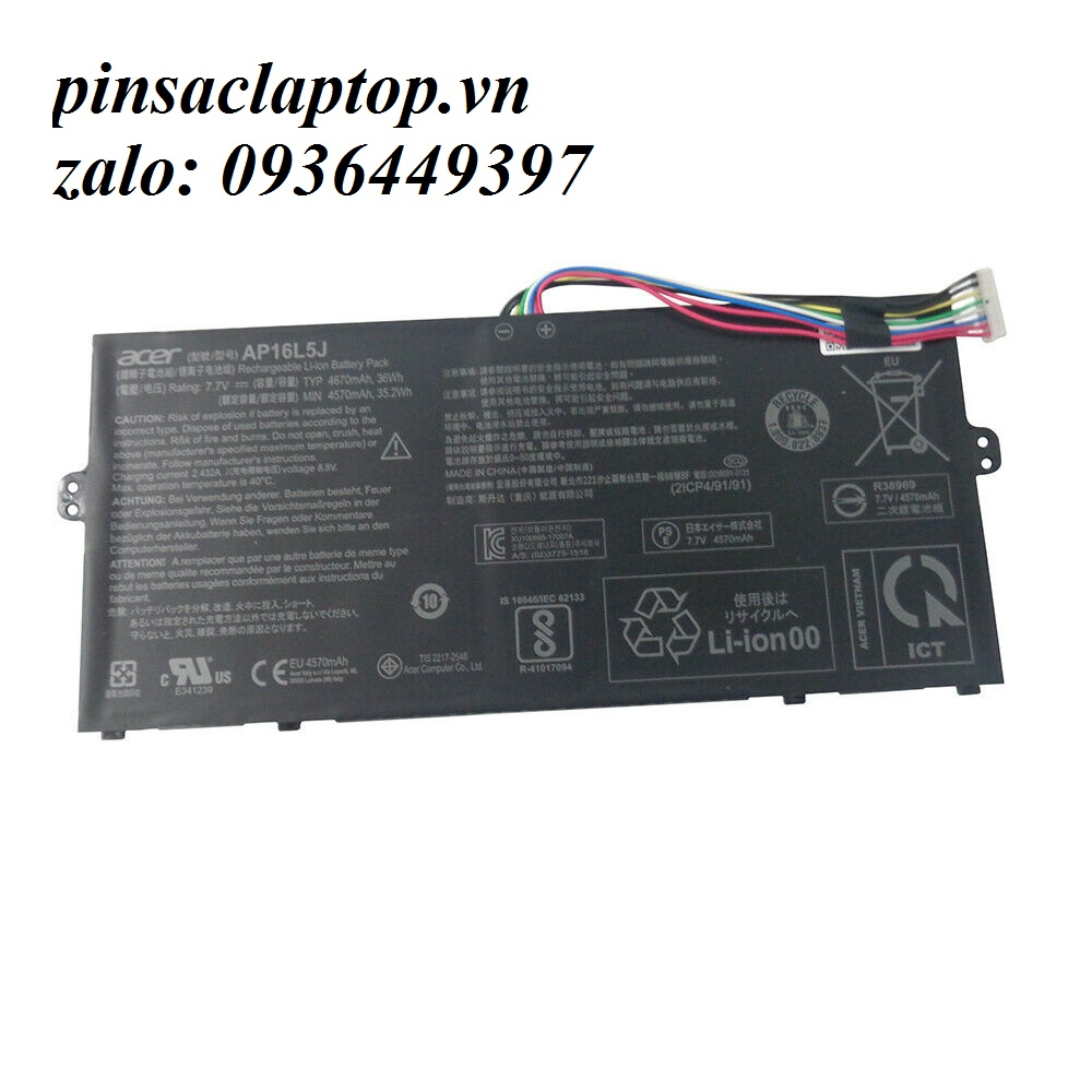 Pin Acer Swift 5 SF514-52T SF514-52TP