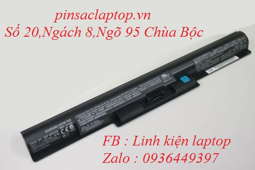 Pin - Battery Laptop Sony Vaio SVF153B1YL zin