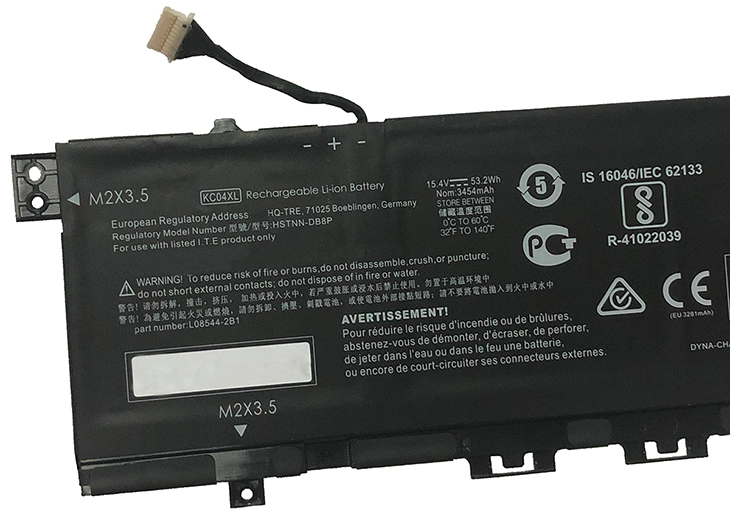 Pin - Battery HP Envy 13-AH series