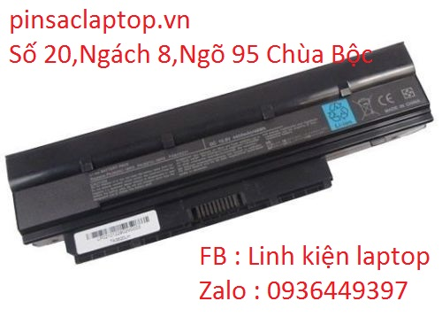 Pin Laptop Toshiba Satellite T210D