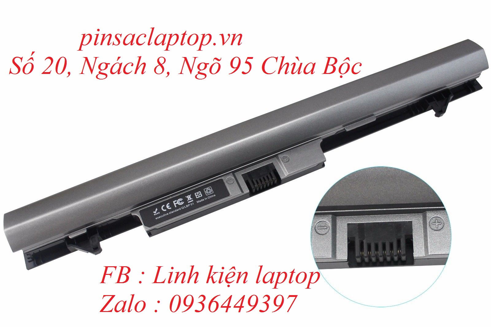 Pin - Battery for Hp ProBook 430 G3