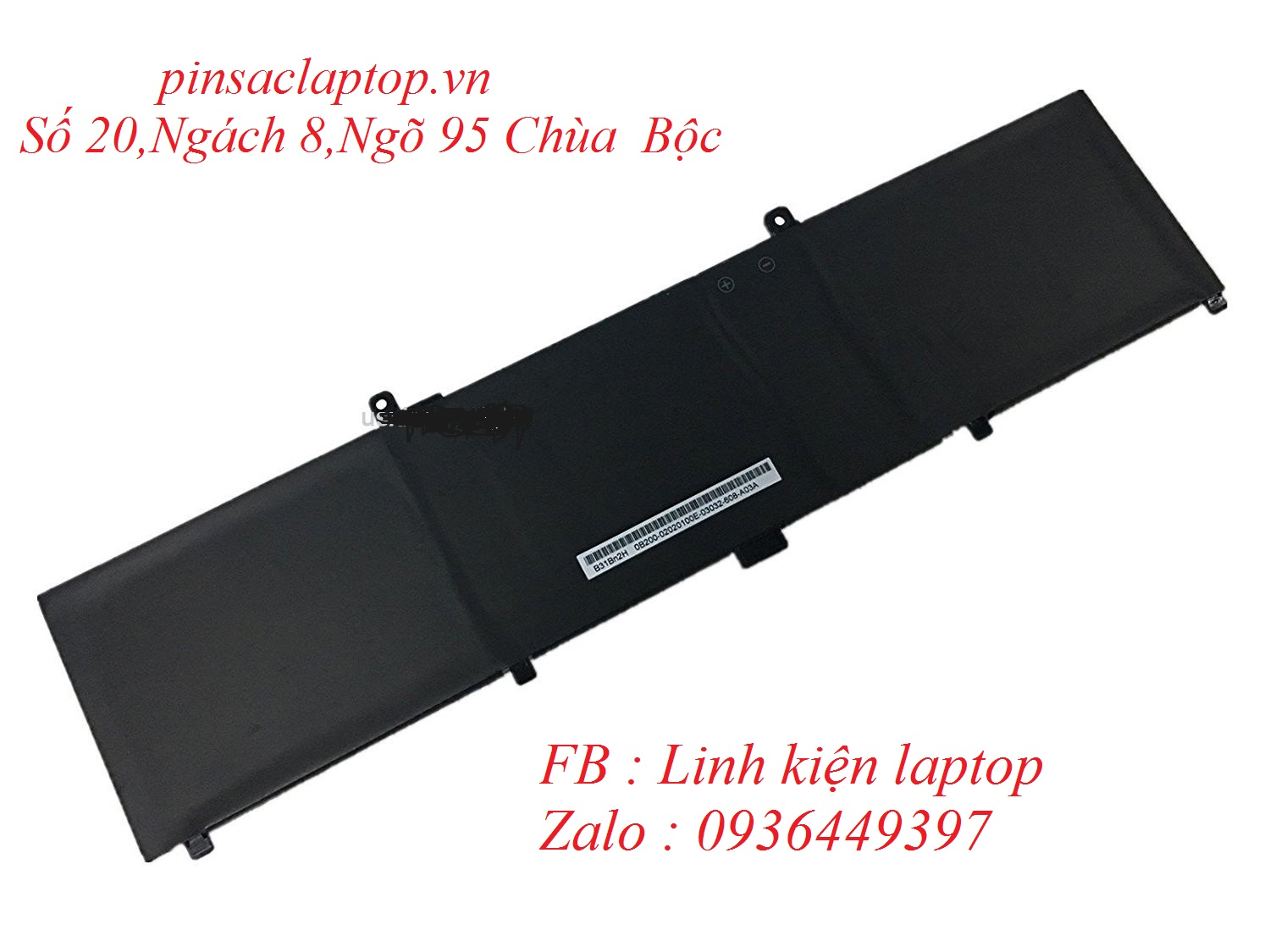 Pin - Battery Laptop Asus ZenBook UX310