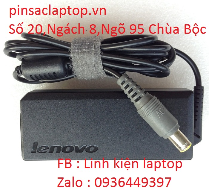 Sạc Adapter Laptop Lenovo ThinkPad Edge E430 90W