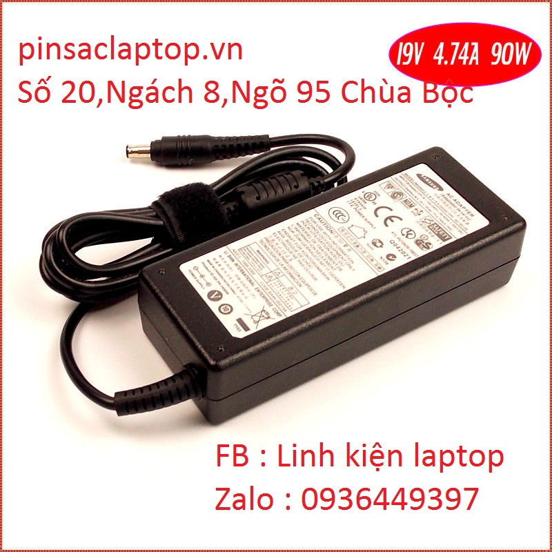 Sạc Adapter Laptop Samsung R410