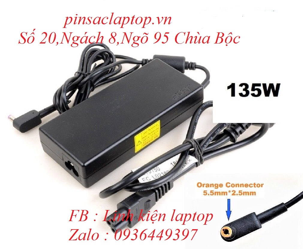 Sạc Adapter Laptop Acer PA-1131-16