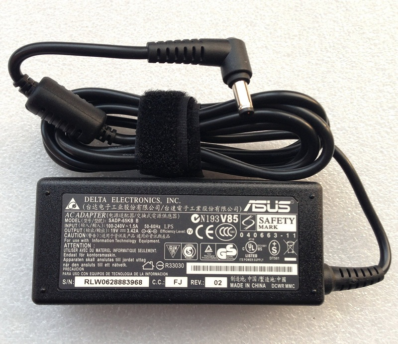 Sạc Adapter Laptop Asus 19V 3.42A