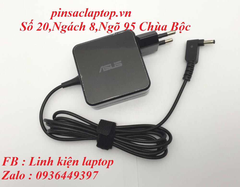 Sạc Adapter Laptop Asus Vivobook X200MA