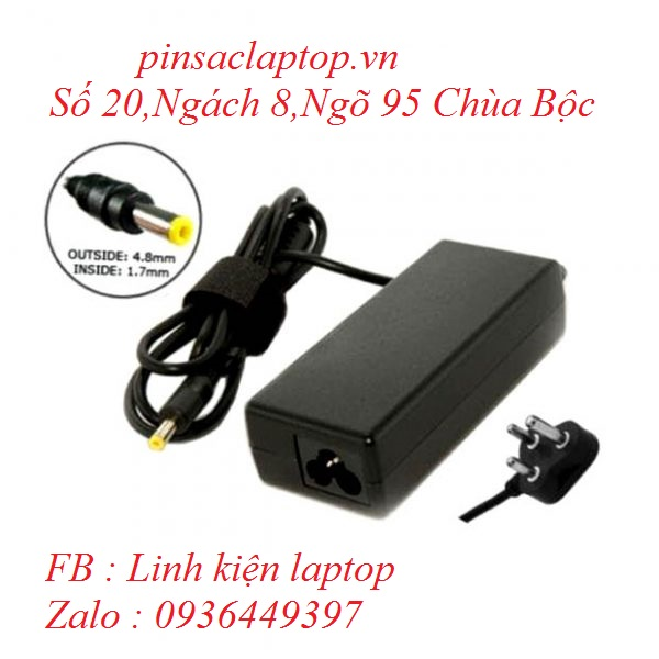 Sạc Adapter Laptop HP Compaq Presario F500