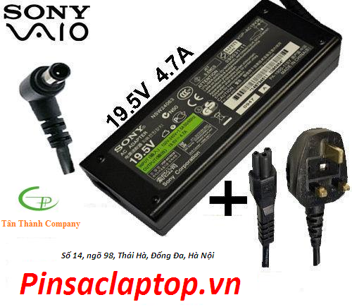 Sạc Laptop Sony Vaio  PCG-GRX315MP