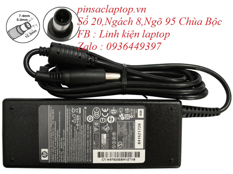 Sạc Adapter Laptop HP ProBook 4441s