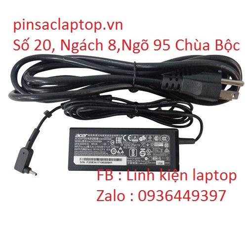Sạc Adapter Laptop Acer Aspire R5-431T